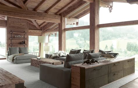 Small Traditional House Design In Tirol Austria chalet 2010 rustic modern home beautiful interiors