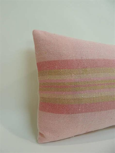 items similar to long bolster pillow and throw bed set king bedding on etsy vintage pink swedish long bolster decorative pillow for