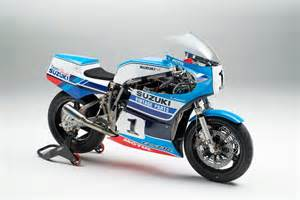 Suzuki Vintage Suzuki Xr69s Michael Dunlop And Johnston 2016 Classic