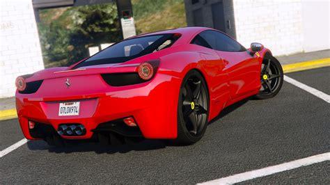 Ferrari 453 Italia by Ferrari 458 Italia Autovista Add On Replace Tuning