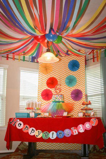 Terlaris Kelengkapan Ulang Tahun Kertas Crepe ide dekorasi ulang tahun anak sederhana hemat uprint id