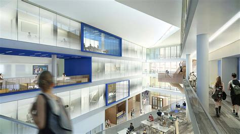Working Professional Mba Ku by Of Kansas Opens Newly Designed Business School