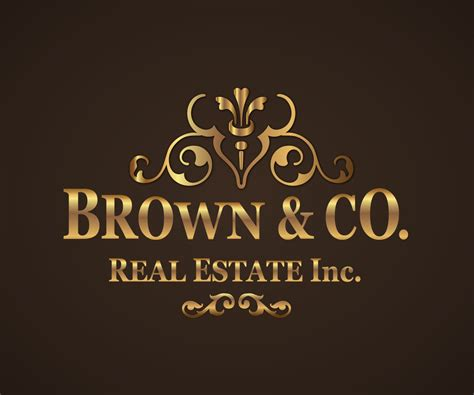 design graphics group inc graphic design for brown co real estate inc by eayeri