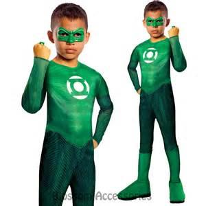 green lantern halloween costume ck146 boys green lantern hal jordan child hero superhero