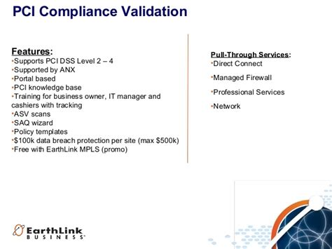 Earth Linkit Servicesoverview Pci Compliance Policy Templates Free