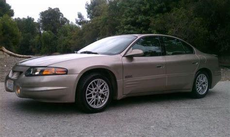 buy car manuals 2000 pontiac bonneville interior lighting buy used 2000 pontiac bonneville ssei sedan 4 door 3 8l in orange california united states