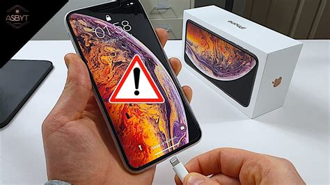 iphone xs max mystery charging problem identified