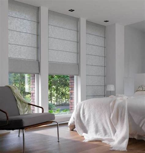 bedroom blinds ideas 1000 images about window treatments on pinterest hunter douglas curtain rods and