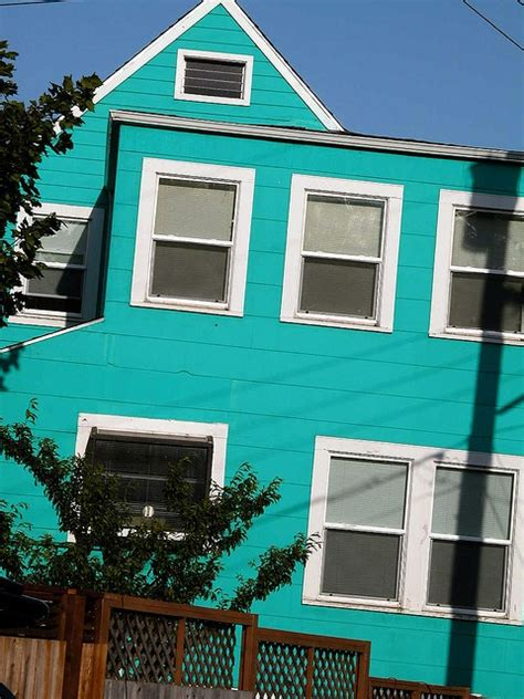 colored houses 31 best bright colored houses images on
