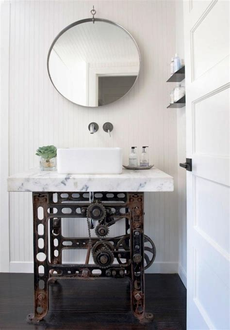 industrial style bathroom vanity 30 inspiring industrial bathroom ideas