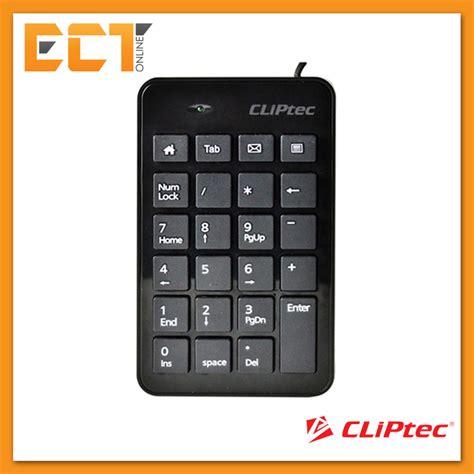Keyboard Numerik Cliptec Rzk 231 cliptec rzk 231 rapid usb 2 0 numeric keypad