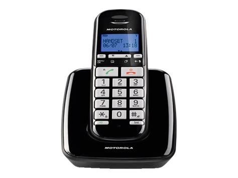 motorola s3001 t 233 l 233 phone sans fil avec id d appelant