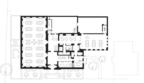 brown university floor plans brown university john hay library selldorf architects