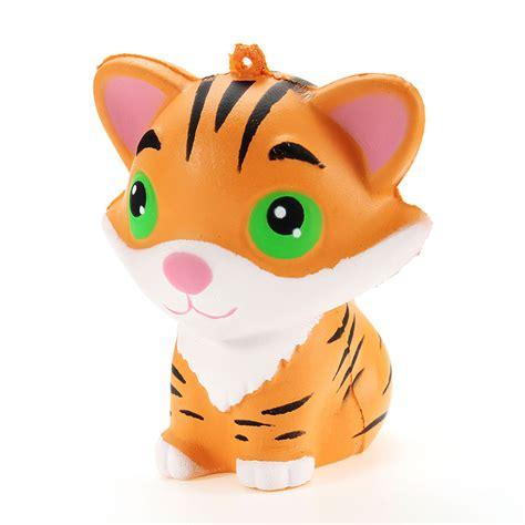 Squisy Squishy Jagung Risingu squishy tiger 8cm rising soft collection gift decor squeeze alex nld