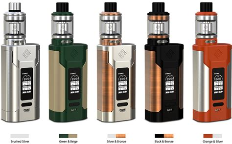 Wismec Predator 228 by Sinuous P228 Wismec Electronics Co Ltd