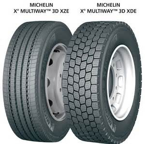 Michelin Truck Tires Xze Michelin X Multiway 3d Xze And Xde Michelin Truck