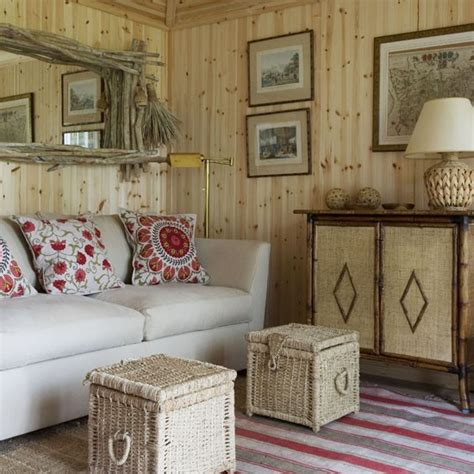 Summer Living Room Ideas by Cool Wooden Summer House Designs