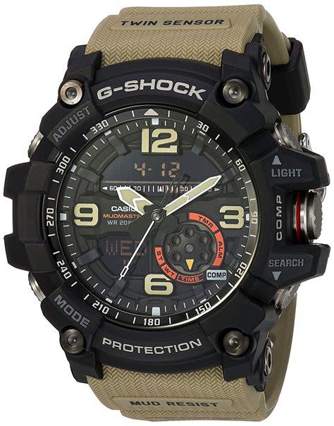 G Shock Gg 1000 g shock gg 1000 1a5cr mudmaster watches beige one