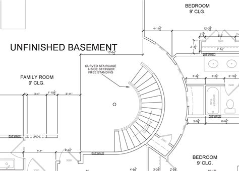 house plans with curved staircase curved stairs again page 4 carpentry contractor talk