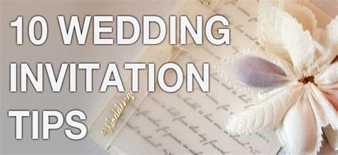 what should be written in wedding invitation 10 wedding invitation tips theweddingsite malta