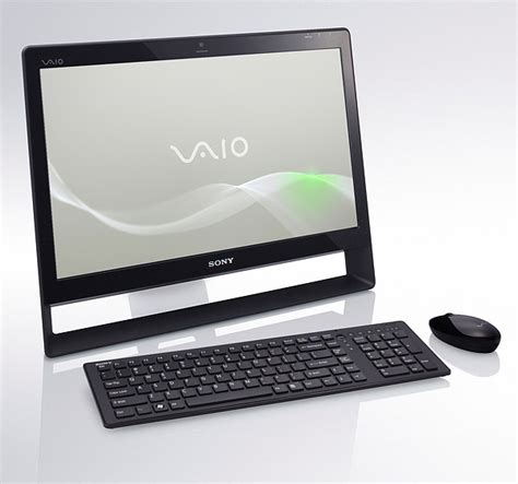 Hp Sony J1 sony vaio j series aio pc the awesomer