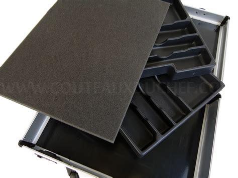 vid駮 de cuisine malette vide deglon cus cuisine 2 plateaux thermoform 233 s
