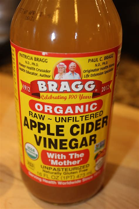 What Is Bragg S Organic Apple Cider Vinegar And Liver Detox by What S The Difference Between Apple Cider Vinegar And