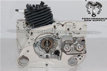 Stihl 026 026 Pro Ms260 024 Short Block Engine Assembly