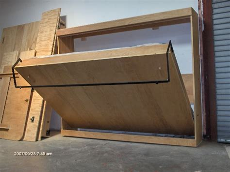 murphy bed diy kit murphy panel side bed full do it yourself kit soft close