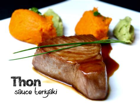 cuisiner steak de thon steak de thon sauce teriyaki 171 cookismo recettes saines