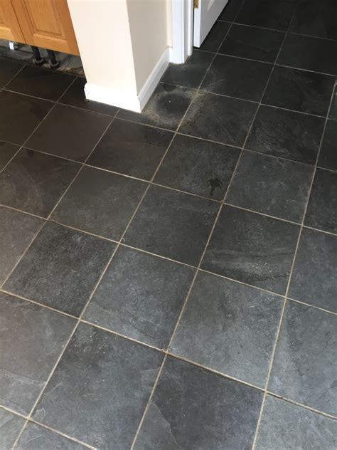 Slate Floor Shine by Cambridge Tile Doctor Your Local Tile And Grout