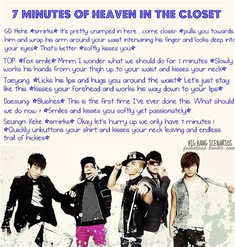 kpop the closet and bangs on