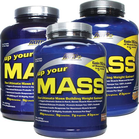 Up Your Mass 46lbs Mhp mhp up your mass 5 lbs