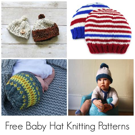 free baby hat knitting patterns 10 free knitting patterns for baby hats on craftsy