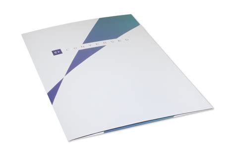 Presentation Folders With Printing Leoprinting Printable Presentation Folders
