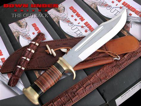 the outback bowie knife the outback bowie knife by knives awsome ebay