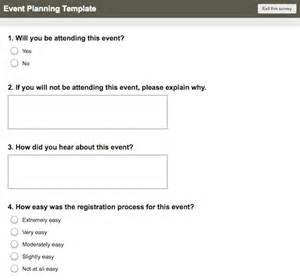 Event Planning Questionnaire by Event Planning Made Easy Curiosity At Work