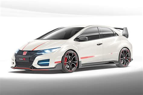 2015 honda civic type r pictures carbuyer