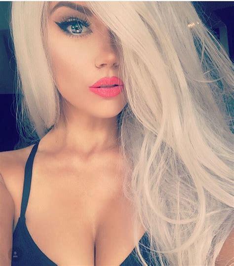 17 best ideas about blonde chunks on pinterest chunky 17 best ideas about platinum blonde hair on pinterest