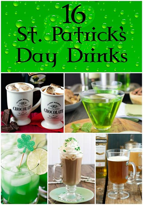 st day drinks 16 st s day drinks