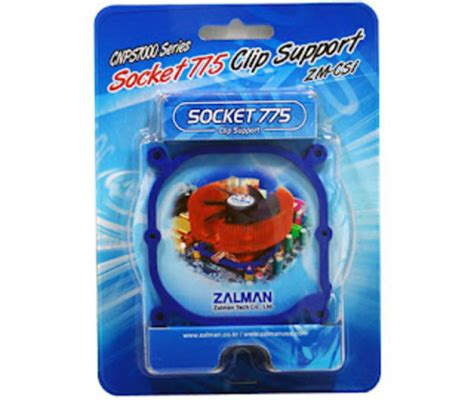 Zalman Zm Mfc2 Keeps You Informed About Your Pcs Temperature And Looks Cool by Disc Zalman Zm Cs1 Socket 775 Clip For Cnps7000 Series At