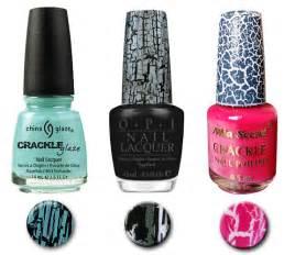 pics photos crackle polish nail