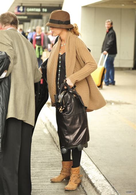 Blake Lively: CO OP Barneys New York Studded Buckle Ankle Boots / SPOTTED/M