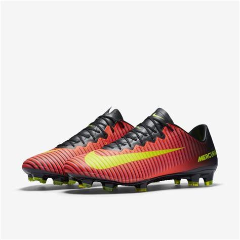 Sepatu Sepak Bola Nike Mercurial Vapor Xi Hitam Pink Grade Ori Import jual sepatu bola nike mercurial vapor xi fg original termurah di indonesia ncrsport