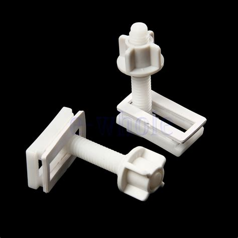 plastic toilet seat bolt covers 2pcs plastic toilet seat screws fixings toilet seats