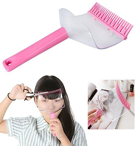 Hairstyle Helper Tools by New New Jjmg Diy Hair Fringe Cutting Comb Helper