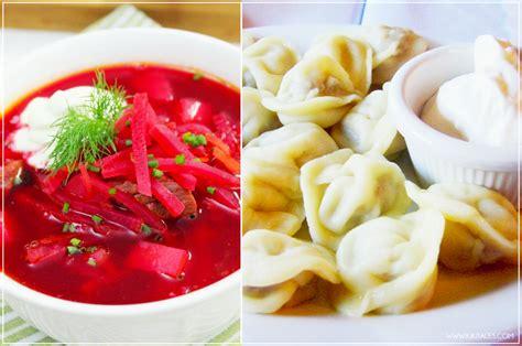 cucina russa piatti tipici to eat list dove e cosa mangiare in russia