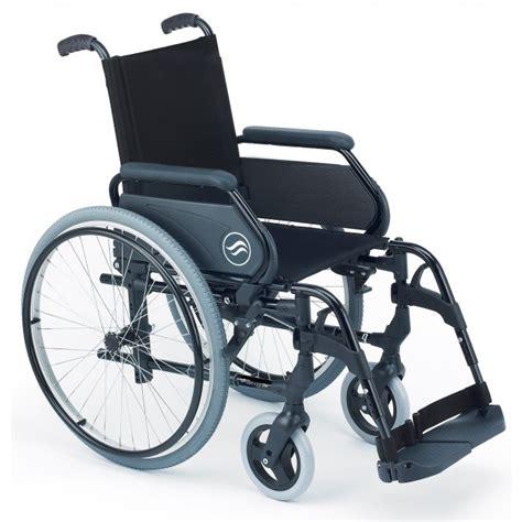 breezy  silla de ruedas aluminio plegable autopropulsable ortoweb
