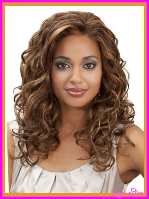 2015 modern curly perm brands for afro textured hair layered body wave perm hairstylegalleries com