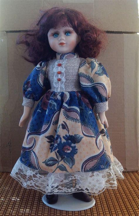 porcelain doll unique design collection porcelain doll 16 quot unique